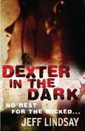 Dexter in the Dark cover (Amazon)
