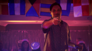 3 Miguel at party S3E11