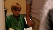 Harrison hears Quinn swear 801