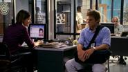 Deb reveals Quinn's suspicions 511