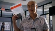 Masuka with Boyd's wallet 507