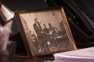 Photo on LaGuerta's desk S4E9