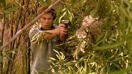 Dexter kills Teo with Esteban's gun