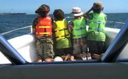 Boys on boat S4E7
