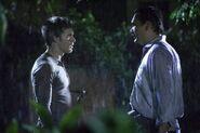Dexter and Miguel Prado
