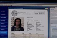El Sapo police file
