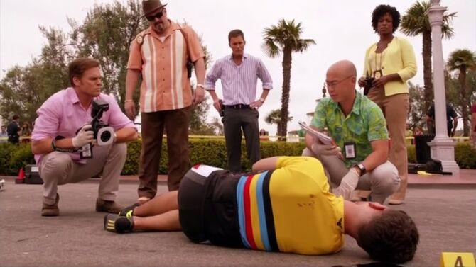 Dead Cyclist:
