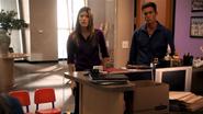 Deb and Quinn question Laura 511