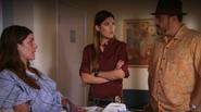Holly Benson in St. Joseph's Hospital