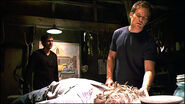 Brian tempts Dexter to keep on killing