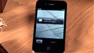 Vogel receives text 803