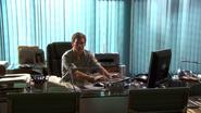 Dexter in Miguel's office S3E10