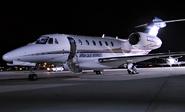 Jordan Chase's plane S5E11