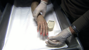 26 Dexter matches fingernail S4E7