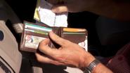44 Dexter and Arthur's wallet S4E12