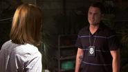 12 Quinn flirts with Debra S3E11