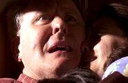 Arthur terrified when Dexter attacks him