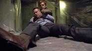 Dexter captures Joe Walker with sleeper hold