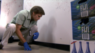 11 Dexter finds ashes S4E6