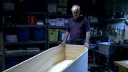 40 Arthur finishes coffin S4E7