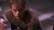 Dexter, after he snaps Dan's neck 506