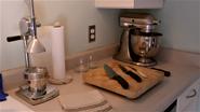 Kitchen counter 803
