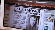Deb reads about Laura S4E12