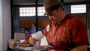 Angel reads Maria's bank statement S5E2