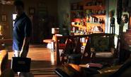 Dexter inside Ellen's house 9