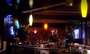 Ellen and Maria in Bar