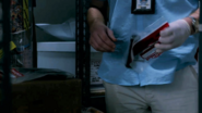 Dexter switches out Deb's gun 802