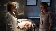 Dr. Vogel asks Dexter about the Bay Harbor Butcher