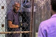 Dexter tells Brother Sam that he needs car repairs