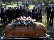 Rita's funeral
