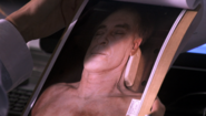 Photo of deceased Lundy S4E8