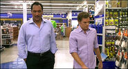 Dexter teaches Miguel what to buy for a kill