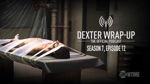 Season 7, Episode 12 Wrap-Up (Audio Podcast)