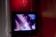 9 Debra on Brian's security camera