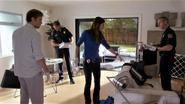 Crime scene at Cole's house 8
