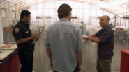 Dexter first time in morgue S2E3
