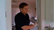 Door to kitchen 803
