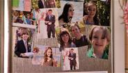 Photos on fridge S4E11