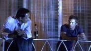 Miguel drops in on Dexter
