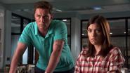 2 Quinn and Deb watch interrogation S4E11