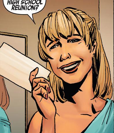 Rita Morgan (Novels/Comics)
