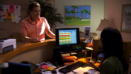 Dexter, Receptionist S6E3