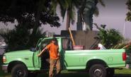 Mario Astorga and truck 2
