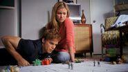 Dexter and Lumen strategize a kill