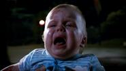 Harrison crying S5E1