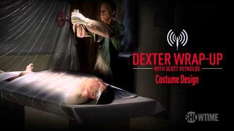 Dexter Season 8 Bonus Wrap-Up (Audio Podcast) Costume Design